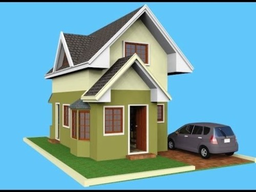 model rumah minimalis type 45-90
