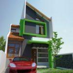 Rumah Minimalis Type 21 Lantai 2 Modern Namun Murah