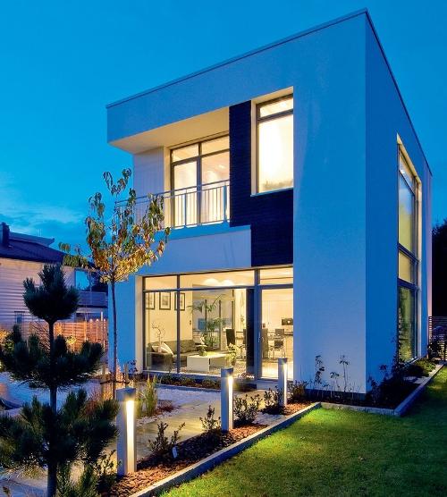 6 contoh cat eksterior rumah minimalis terbaru