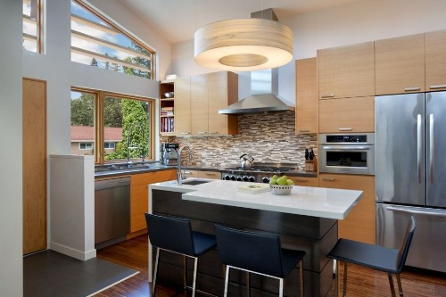 Dapur Minimalis Modern dan Nyaman