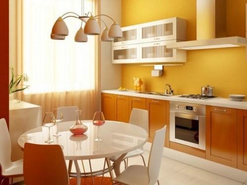 Dapur rumah minimalis modern dan cozy