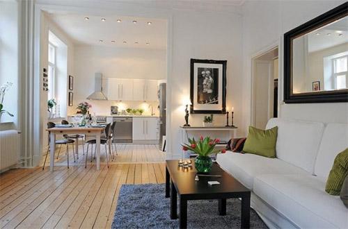 Dekorasi Rumah Minimalis dengan konsep terbuka