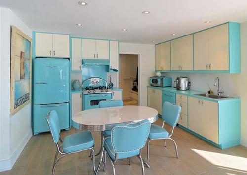 Furniture untuk interior dapur modern