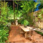 6 Contoh Rumah Minimalis dengan Garden Dining