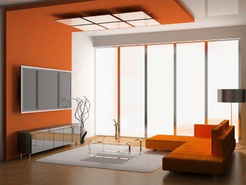 Ruang tamu minimalis bernuansa modern