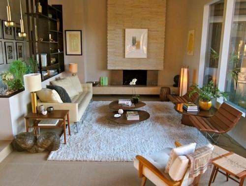 dekorasi rumah minimalis type 45 atau 36 dengan furniture simple
