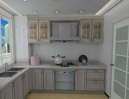 5 Gambar Lemari Dapur Minimalis  Yang Unik dan Efisien