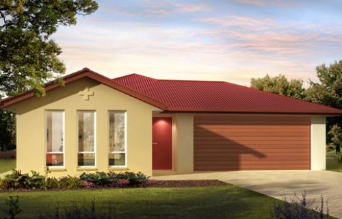 Atap rumah minimalis model pelana dan perisai
