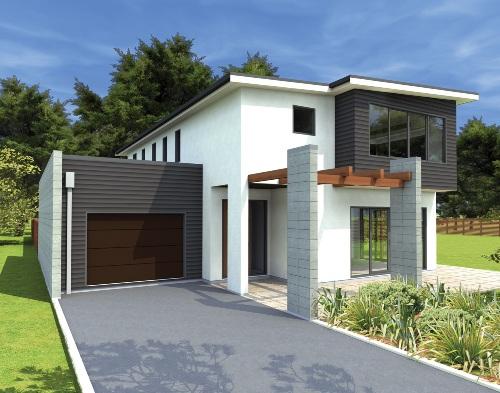 bentuk atap rumah minimalis datar untuk daerah beriklim dingin