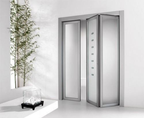 model pintu lipat untuk penghubung antar ruangan