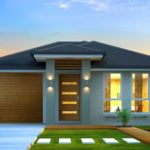 Rumah Minimalis Sederhana Type 36 Untuk Pasangan Baru