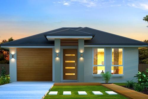 Contoh Rumah Minimalis Sederhana Type 36
