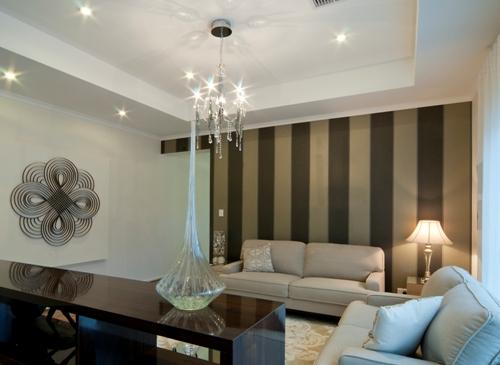 Contoh interior multifungsi di rumah type 45