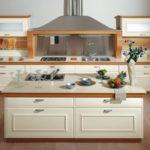 Desain Dapur Fresh pada Rumah Sederhana Minimalis