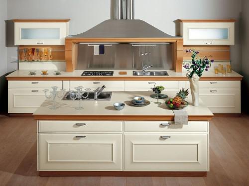 Dapur Fresh pada Rumah Sederhana Minimalis