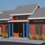Model Teras Rumah Minimalis dengan Konsep Natural