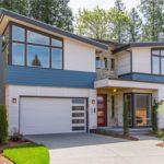 Rumah Mewah Minimalis Model Split untuk Keluarga Besar