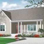 Rumah Minimalis Type 36 Inspirasi Model Ranch House