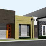 Rumah Modern Minimalis 2 Lantai Untuk Hunian Tengah Kota