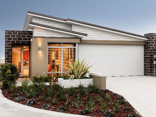 Bentuk rumah minimalis 1 lantai - Houseandland