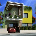 Kombinasi Cat Rumah Minimalis 2015 Untuk Kesan Modern