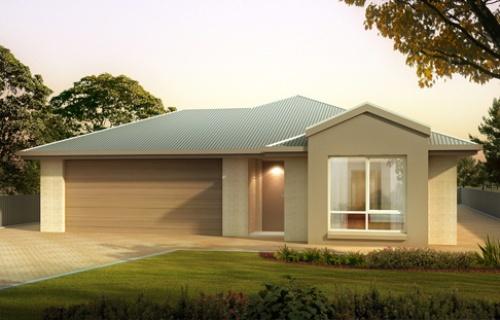 model rumah minimalis type 60 bernuansa natural minimalis - Houseandland