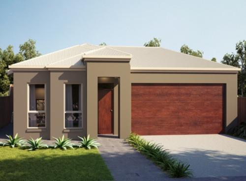 rumah minimalis type 60 bernuansa minimalis kontemporer - Houseandland