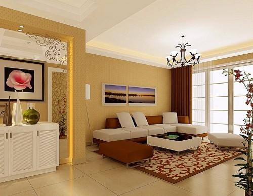 warna interior rumah minimalis - Dsen