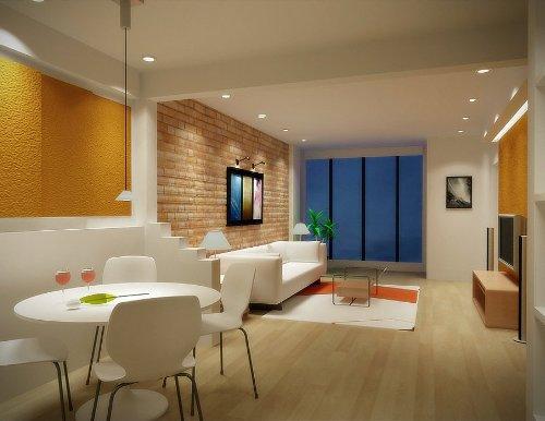 Desain Interior Cantik di rumah minimalis type 36 - Interiorclip