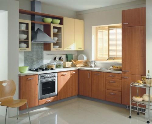 Desain Interior dapur Cantik di rumah minimalis type 36 - Interiorclip