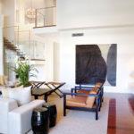 Rumah Mewah Minimalis 2 Lantai Hemat Energi dengan Void
