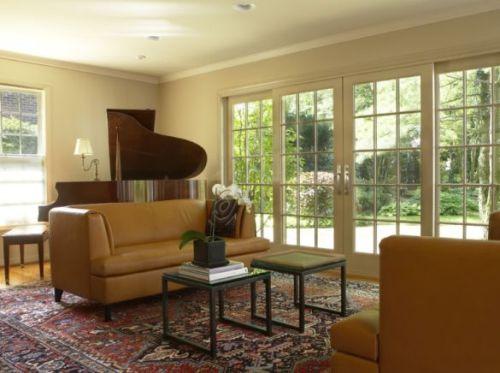 pintu rumah minimalis bergaya perancis - Homedit
