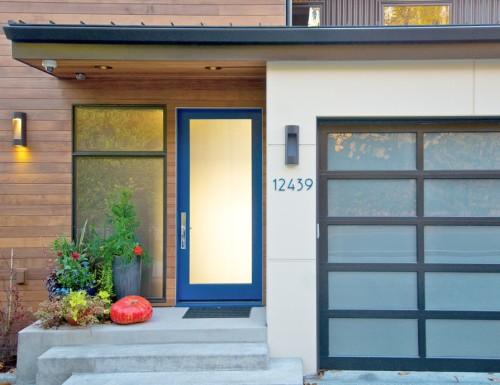 Atas teras rumah minimalis kontemporer - Apartementlifestyle