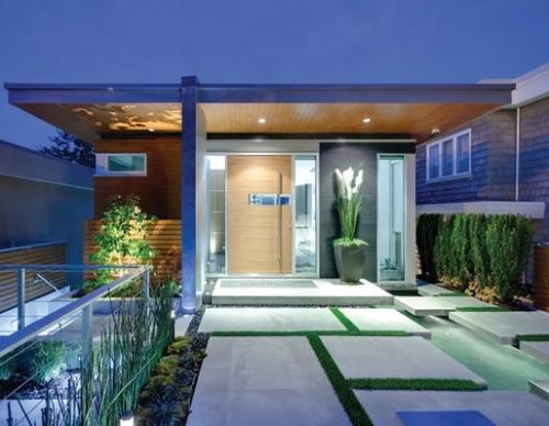 Model atap rumah minimalis untuk teras - Minimalisti