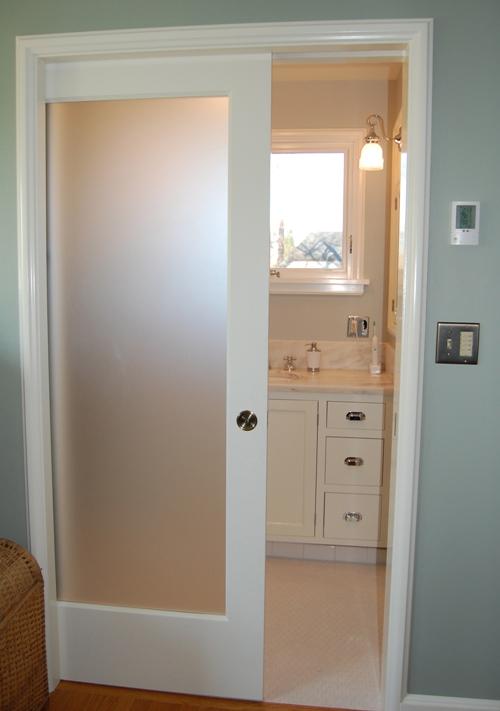 Pintu panel kaca untuk kamar mandi - Convictcarinsurance