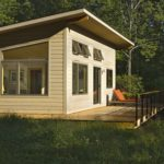 Rumah Kayu Minimalis: Modern Cabin Versi Houzz