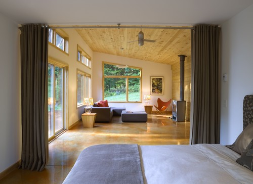 Rumah kayu minimalis - Houzz