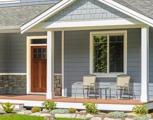 4 model teras rumah minimalis dekorasi ala bungalow