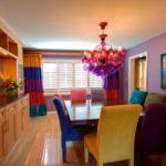 Trend Cat Rumah Minimalis 2015 untuk Interior Eklektik
