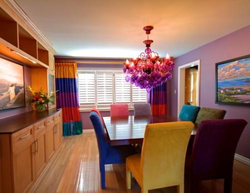 Cat Rumah Minimalis 2015 interior eklektik - Houzz
