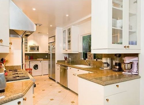Dapur minimalis compact - Popsugar