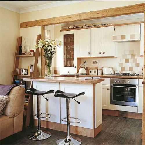 Aksesoris pada dapur tradisional - Lushome