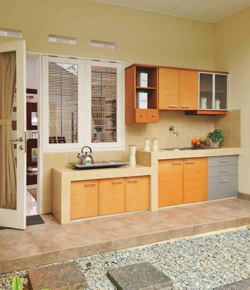 5 Jenis Desain Ruang Dapur Untuk Hunian Anda