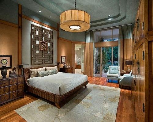 Elemen bambu dan kayu di rumah jepang - impressiveinteriordesign