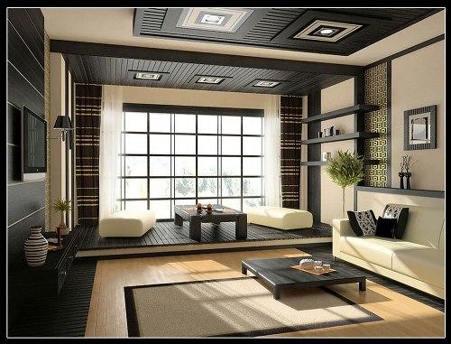 Desain Interior rumah jepang - Impressiveinteriordesign