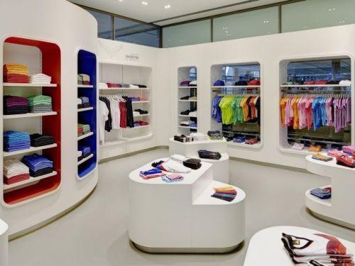 Desain interior distro - Retail Design Blog (Pinterest)