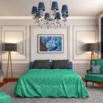 Inspirasi Desain Interior Rumah Mungil dengan Warna Toska