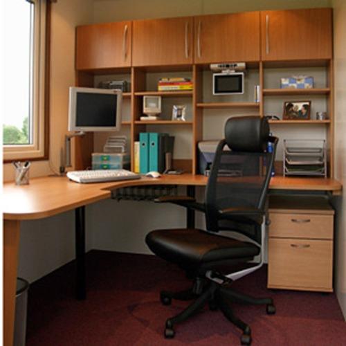 Kursi kerja ergonomis dengan sandaran bahan jala - Epicbroniestime