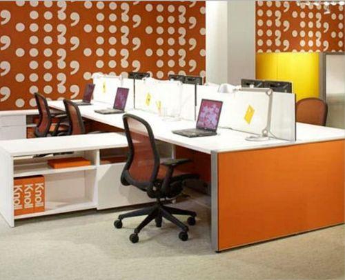 Kursi kerja staf dengan desain ergonomis - Vipsottica