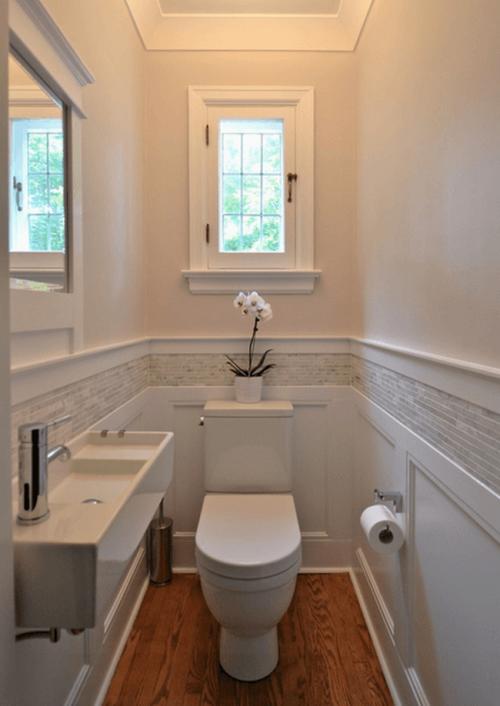 Toilet Yang Pas Untuk Desain Interior Kamar Mandi Minimalis